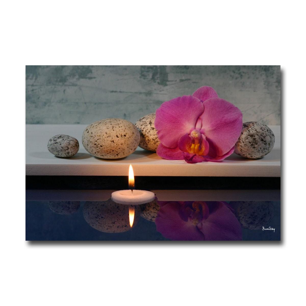 Tableau zen : un objet décoratif pour être détendu